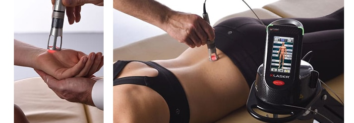 Chiropractor Rocklin CA K-Laser Treatment