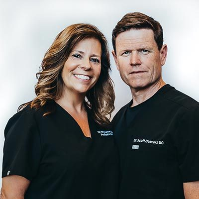 Chiropractor Rocklin CA Dr Marianne Abate and Dr Scott Beavers
